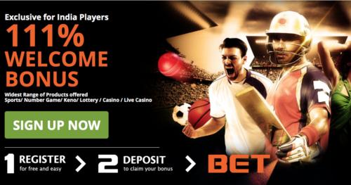 12bet India.net bonus details