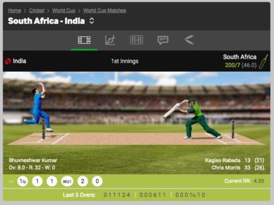क्रिकेट पर लाइव सट्टेबाजी