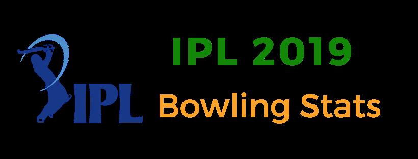 IPL 2019 bowling stats