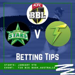 Stars v Thund Betting Preview